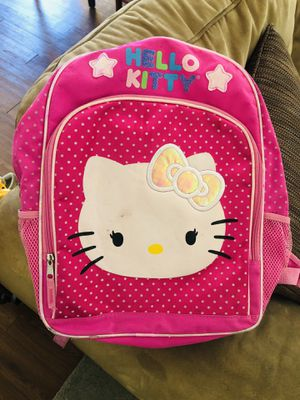 HELLO KITTY Girls Backback ~Authentic~ for Sale in Sun City, AZ
