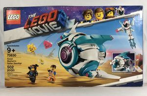 "The LEGO Movie 2 ""Sweet Mayhem's Systar Starship! "" set for Sale in Houston, TX"