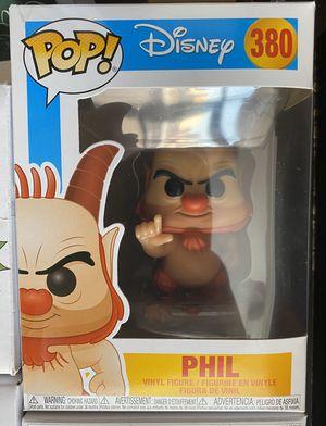 Hercules Disney POP Figure - Phil (In-Box) for Sale in Harrison, NJ
