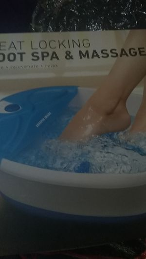 Foot Spa & massager for Sale in Las Vegas, NV