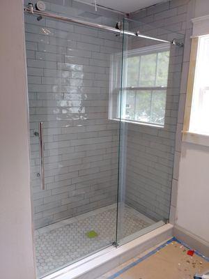 #Sliding shower doors #framed shower doors for Sale in Houston, TX