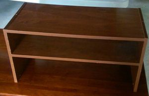 Small desk top wood shelf for Sale in White Bear Lake, MN