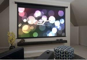 "Elite Screens VMAX120XWH2 VMAX2 Series Electric Screen 120"" for Sale in Manassas, VA"