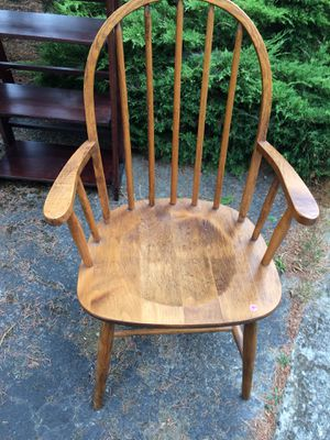 Antique spindle chair for Sale in Seattle, WA