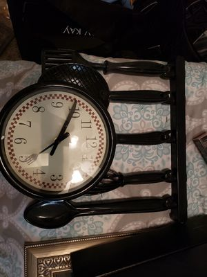 Kitchen wall clock for Sale in Carrollton, TX