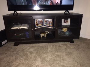 Entertainment center/TV stand for Sale in Wake Forest, NC