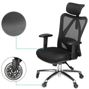 Office Chair - Ergonomic Adjustable And Very Comfortable for Sale in Canton, MI