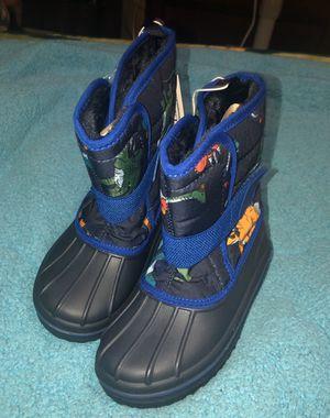 Children's place snow boots for Sale in San Bernardino, CA