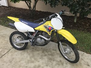 2007 Suzuki DR-Z 125 dirt bike for Sale in Odessa, FL
