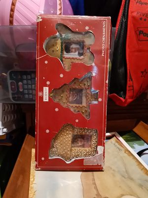 Photo ornaments for Sale in Gonzales, LA