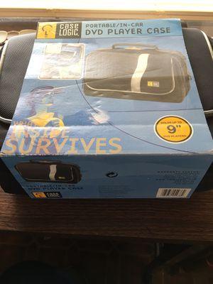 DVD player case for Sale in Walker, LA