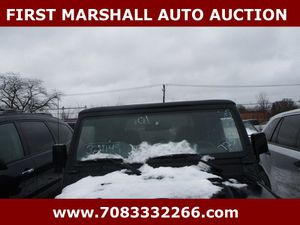 2001 Jeep Wrangler for Sale in Harvey, IL