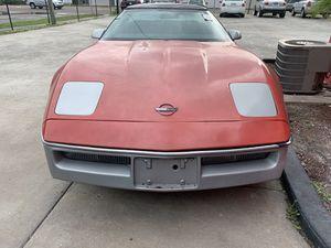 1984 Chevy corvette for Sale in Tampa, FL