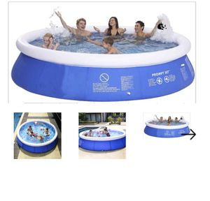 Inflatable swimming pool with pump for Sale in Gilbert, AZ