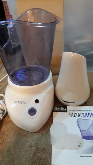 Facial steamer and inhaler for Sale in Queens, NY