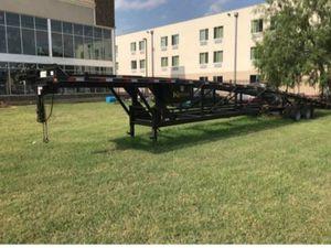 Car hauler trailer for Sale in Baytown, TX