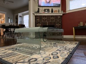 Modern Glass coffee table for Sale in Cleveland, OH