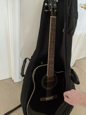 Fender acoustic-electric guitar (cd140sce) for Sale in Woodbridge, VA
