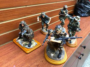 Military Figures collectible for Sale in Los Angeles, CA