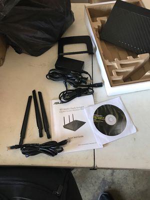 Asus RT-N66U wireless-N900 Router-Wilmington for Sale in Wilmington, CA