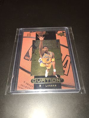 Kobe Bryant, 1999 Upper Deck Ovation (Lakers) for Sale in Los Angeles, CA