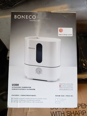 BONECO AIR-O-SWISS COOL-MIST ULTRASONIC HUMIDIFIER for Sale in Sammamish, WA