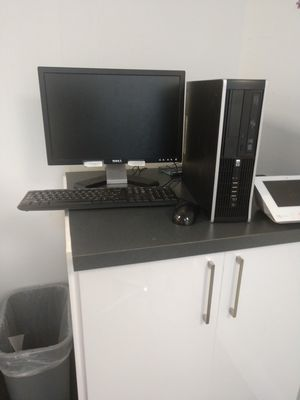 HP core I5 Vpro 8GB RAM (up to 32gb) with a dedicated graphic card for Sale in Miami, FL