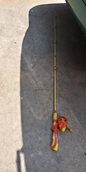 Brand new zebco fishing rod and reel for Sale in Claremont, CA