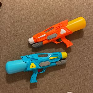 Water Guns For Kids for Sale in Boston, MA