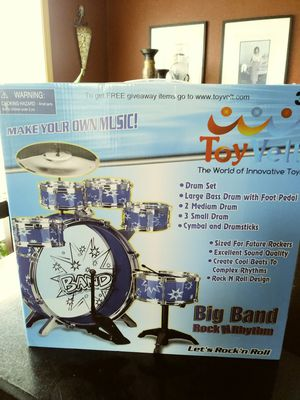Kids brand new drum set for Sale in Hillsboro, OR