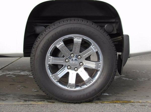 GM Sierra/Silverado Wheels with Tires