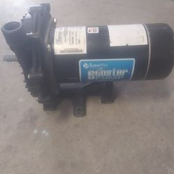 Booster Pump Ready for New Home $150 Obo for Sale in Fresno,  CA