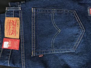 """Levies Athletic Fit 36""""x32"""" Blue Jeans for Sale in Wylie, TX"""