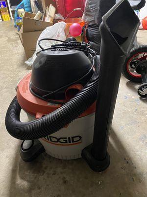 Ridgid Shop Vac for sale $45 for Sale in Fairfax, VA