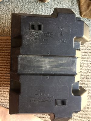 Rv battery boxes for Sale in Squaw Valley, CA