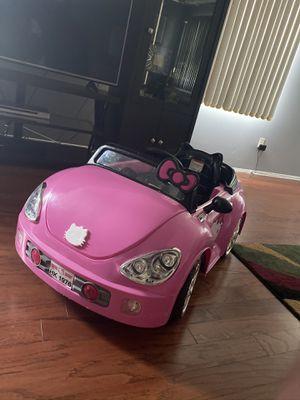 Hello Kitty car for Sale in Willingboro, NJ