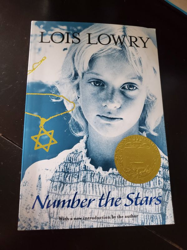 Teachers! 3 copies.of.number the stars!