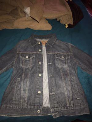 Jean jacket size medium for Sale in Rosemead, CA