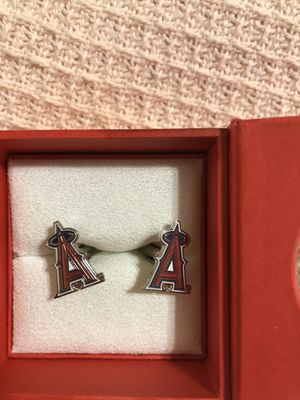 Brand new MLB Angels cufflinks for Sale in Adelaide, CA