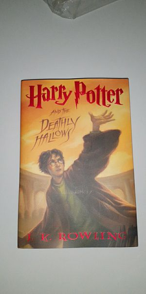 Hardback Harry Potter and the Deathly Hallows for Sale in Tarpon Springs, FL
