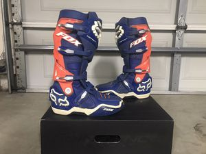 Fox instinct boots (size 10) for Sale in Ontario, CA