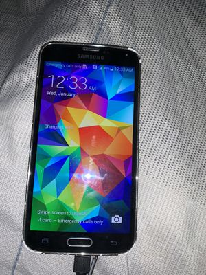 Samsung Galaxy s5 for Sale in Austin, TX