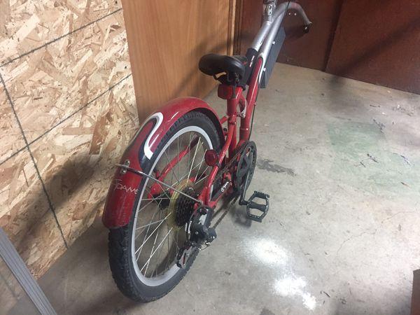 Adams Trail a Bike Shifter 7