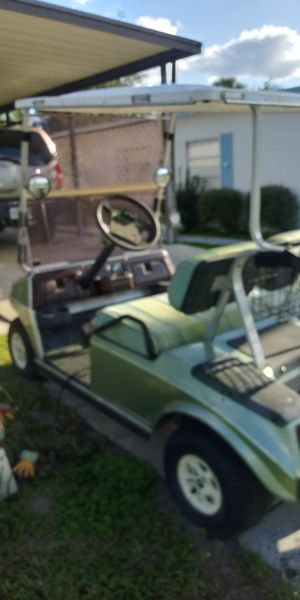 2001 club car for Sale in Leesburg, FL