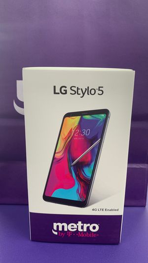 LG STYLO5 for Sale in Indianapolis, IN