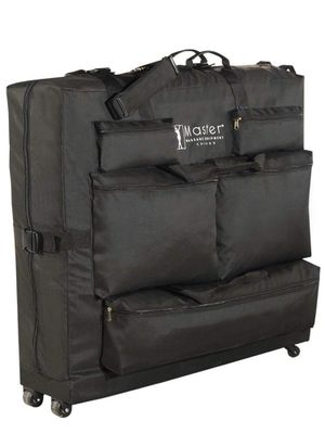 Master Massage Carrying Case W/Wheels for Sale in Atlanta, GA