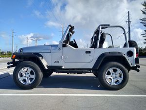 Jeep Wrangler TJ for Sale in Pembroke Pines, FL