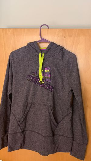 ADIDAS Size Large Hoodie for Sale in Pittsburgh, PA