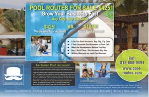 POOL ROUTES FOR SALE $425! for Sale in Glendale, AZ