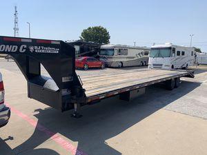 2020 35ft gooseneck trailer for Sale in Plano, TX